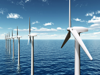 Wind turbines & HVDC (high-voltage direct current)